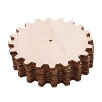Шестерня деревянная Ø 5 см_2