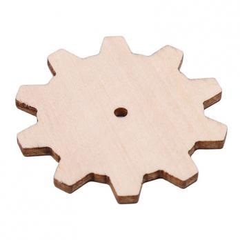 Шестерня деревянная Ø 5 см